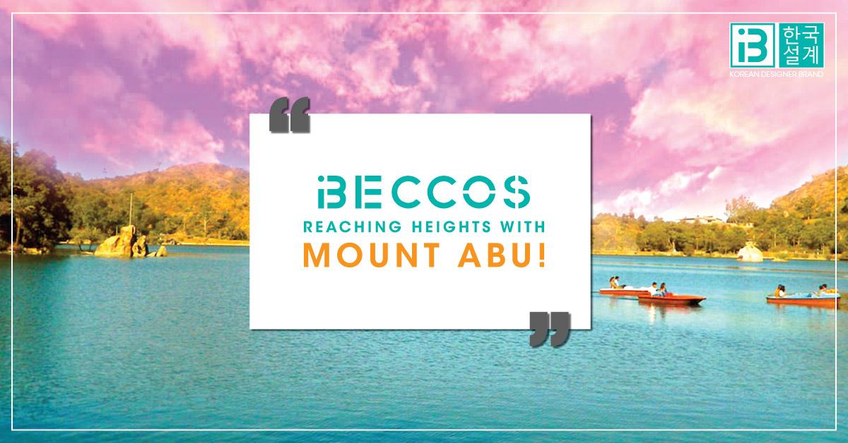 beccos new store opening in moun abu