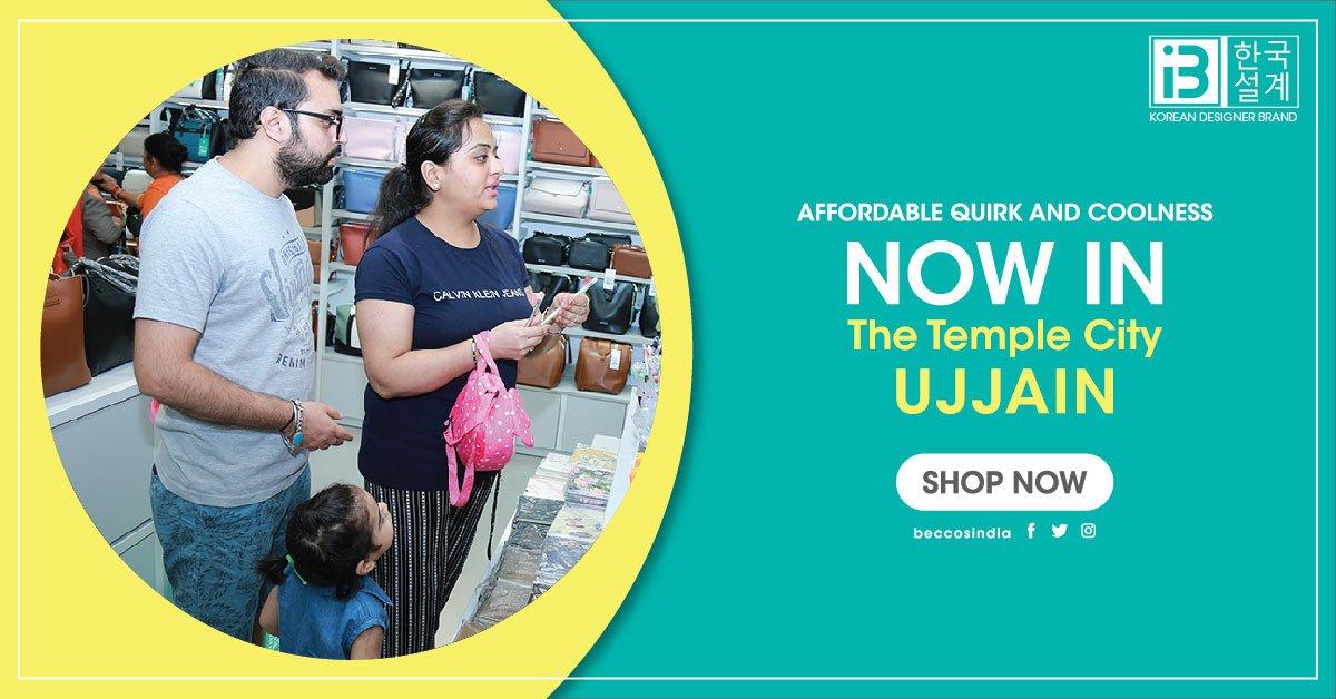 beccos stores in madhya pradesh
