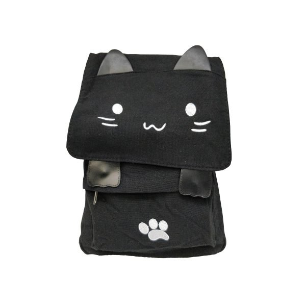 beccos mini cat style backpack for girls