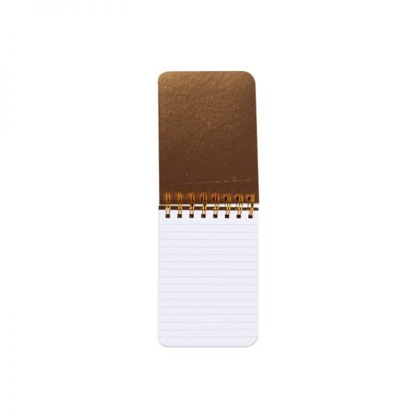 beccos spiral a6 size pocket diary