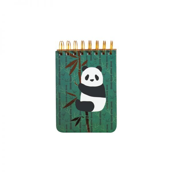 pocket diary panda