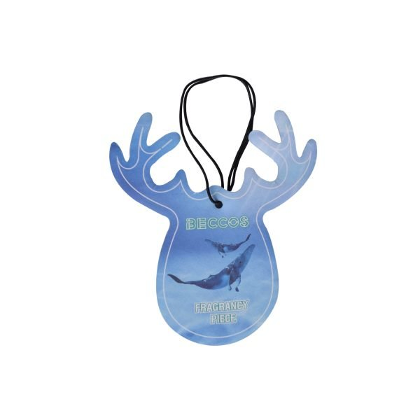 Hanging air freshner Ocean- 4895224138846-C