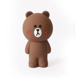 teddy bear pen bag